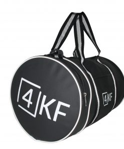 Gym Bag 4KF Sports Duffel Bag with Wet Pocket for Men and Women Travel Water Resistant Durable Dry Wet Separation Layer Waterproof with Shoulder Strap Holdall