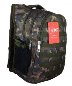 Tactical Backpack for Men 4KF Hiking Hunting Backpack Waterproof Survival Gear Military Bag Travel Water Resistant Durable Army Camouflage Assault Pack